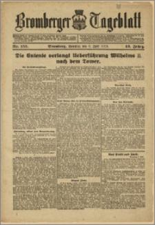 Bromberger Tageblatt. J. 43, 1919, nr 155