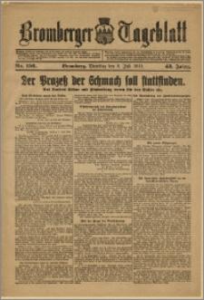 Bromberger Tageblatt. J. 43, 1919, nr 156