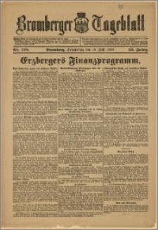 Bromberger Tageblatt. J. 43, 1919, nr 158