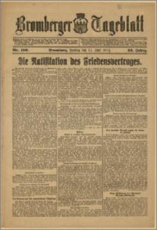 Bromberger Tageblatt. J. 43, 1919, nr 159