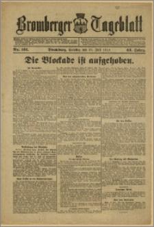 Bromberger Tageblatt. J. 43, 1919, nr 161