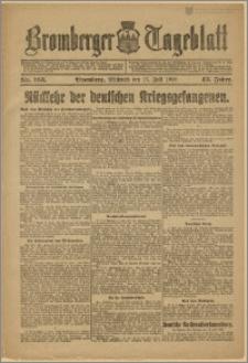 Bromberger Tageblatt. J. 43, 1919, nr 163