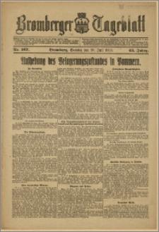 Bromberger Tageblatt. J. 43, 1919, nr 167