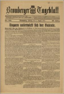 Bromberger Tageblatt. J. 43, 1919, nr 183