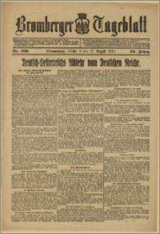 Bromberger Tageblatt. J. 43, 1919, nr 199