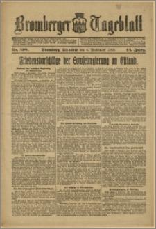Bromberger Tageblatt. J. 43, 1919, nr 208