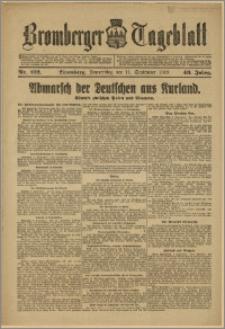 Bromberger Tageblatt. J. 43, 1919, nr 212