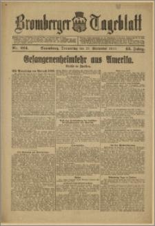 Bromberger Tageblatt. J. 43, 1919, nr 224