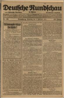 Deutsche Rundschau in Polen. J. 45, 1921, nr 30