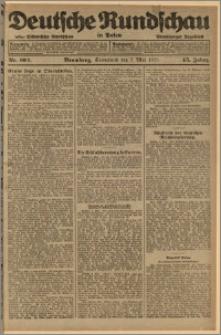 Deutsche Rundschau in Polen. J. 45, 1921, nr 102