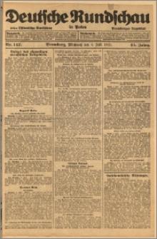 Deutsche Rundschau in Polen. J. 45, 1921, nr 147