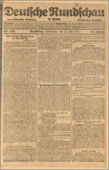 Deutsche Rundschau in Polen. J. 45, 1921, nr 166