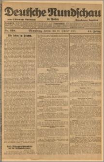 Deutsche Rundschau in Polen. J. 45, 1921, nr 238