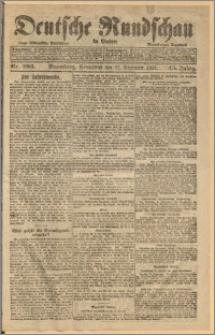 Deutsche Rundschau in Polen. J. 45, 1921, nr 296