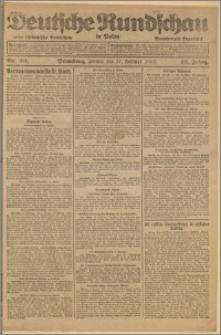 Deutsche Rundschau in Polen. J. 46, 1922, nr 39