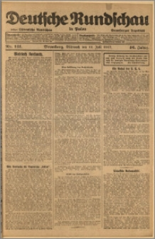 Deutsche Rundschau in Polen. J. 46, 1922, nr 141