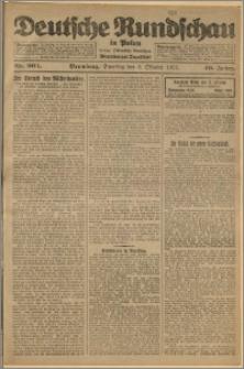 Deutsche Rundschau in Polen. J. 46, 1922, nr 205