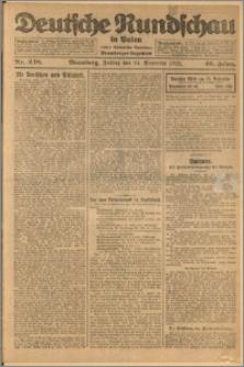 Deutsche Rundschau in Polen. J. 46, 1922, nr 248