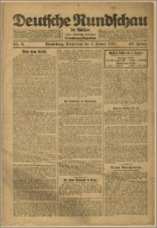 Deutsche Rundschau in Polen. J. 47, 1923, nr 2