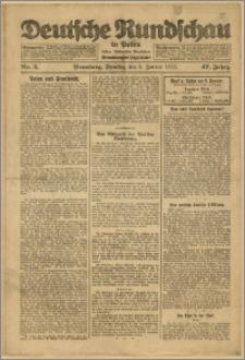 Deutsche Rundschau in Polen. J. 47, 1923, nr 5