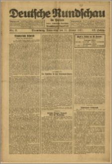 Deutsche Rundschau in Polen. J. 47, 1923, nr 7