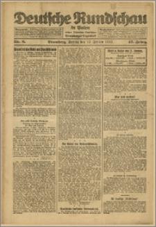 Deutsche Rundschau in Polen. J. 47, 1923, nr 8