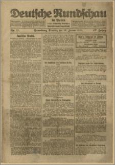 Deutsche Rundschau in Polen. J. 47, 1923, nr 11