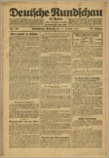 Deutsche Rundschau in Polen. J. 47, 1923, nr 12