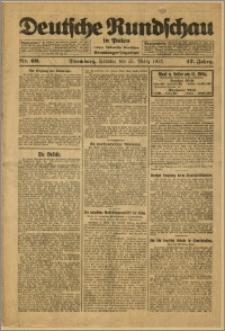 Deutsche Rundschau in Polen. J. 47, 1923, nr 69