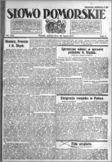 Słowo Pomorskie 1921.07.16 R.1 nr 159