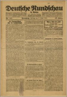 Deutsche Rundschau in Polen. J. 47, 1923, nr 127