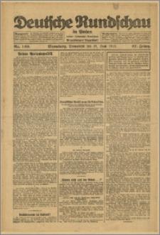 Deutsche Rundschau in Polen. J. 47, 1923, nr 140