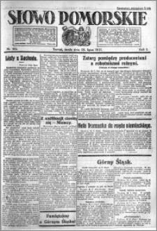 Słowo Pomorskie 1921.07.20 R.1 nr 162