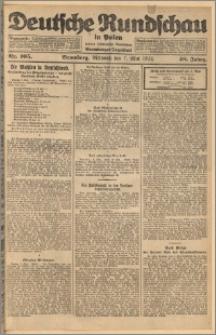 Deutsche Rundschau in Polen. J. 48, 1924, nr 105