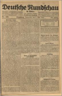 Deutsche Rundschau in Polen. J. 48, 1924, nr 106