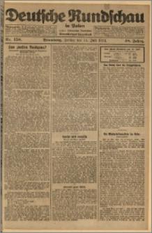 Deutsche Rundschau in Polen. J. 48, 1924, nr 158