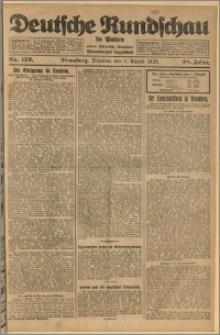 Deutsche Rundschau in Polen. J. 48, 1924, nr 179