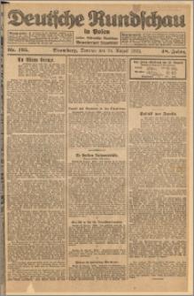 Deutsche Rundschau in Polen. J. 48, 1924, nr 195