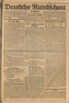 Deutsche Rundschau in Polen. J. 48, 1924, nr 226