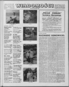 Wiadomości, R. 13 nr 8 (621), 1958