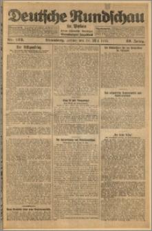 Deutsche Rundschau in Polen. J. 49, 1925, nr 123