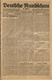 Deutsche Rundschau in Polen. J. 49, 1925, nr 129