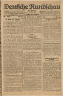 Deutsche Rundschau in Polen. J. 49, 1925, nr 227