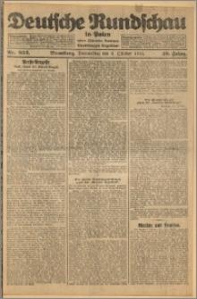 Deutsche Rundschau in Polen. J. 49, 1925, nr 232
