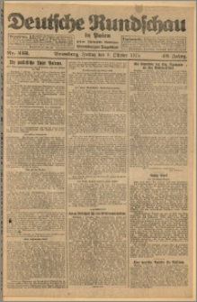 Deutsche Rundschau in Polen. J. 49, 1925, nr 233