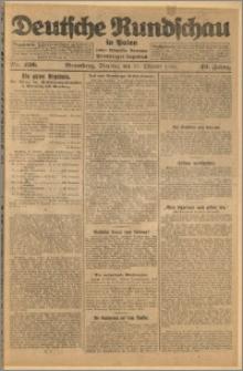 Deutsche Rundschau in Polen. J. 49, 1925, nr 236