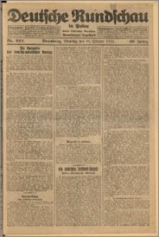 Deutsche Rundschau in Polen. J. 49, 1925, nr 242