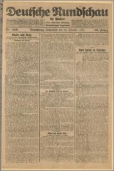Deutsche Rundschau in Polen. J. 49, 1925, nr 246