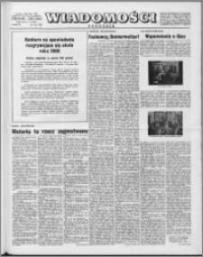 Wiadomości, R. 13 nr 21 (634), 1958