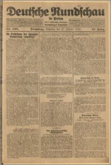 Deutsche Rundschau in Polen. J. 49, 1925, nr 248